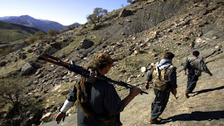 ايران تقصف محافظة أربيل بإقليم كردستان العراق
