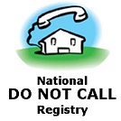 National do not call registry customer support number