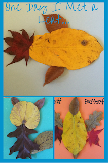 Leaves,leaves falling down...leaves,leaves all around... Gently swaying up and down!If you live in an area where the leaves change colors, then these activities are for you...so many activities and projects to do with leaves. My favorite is #8.