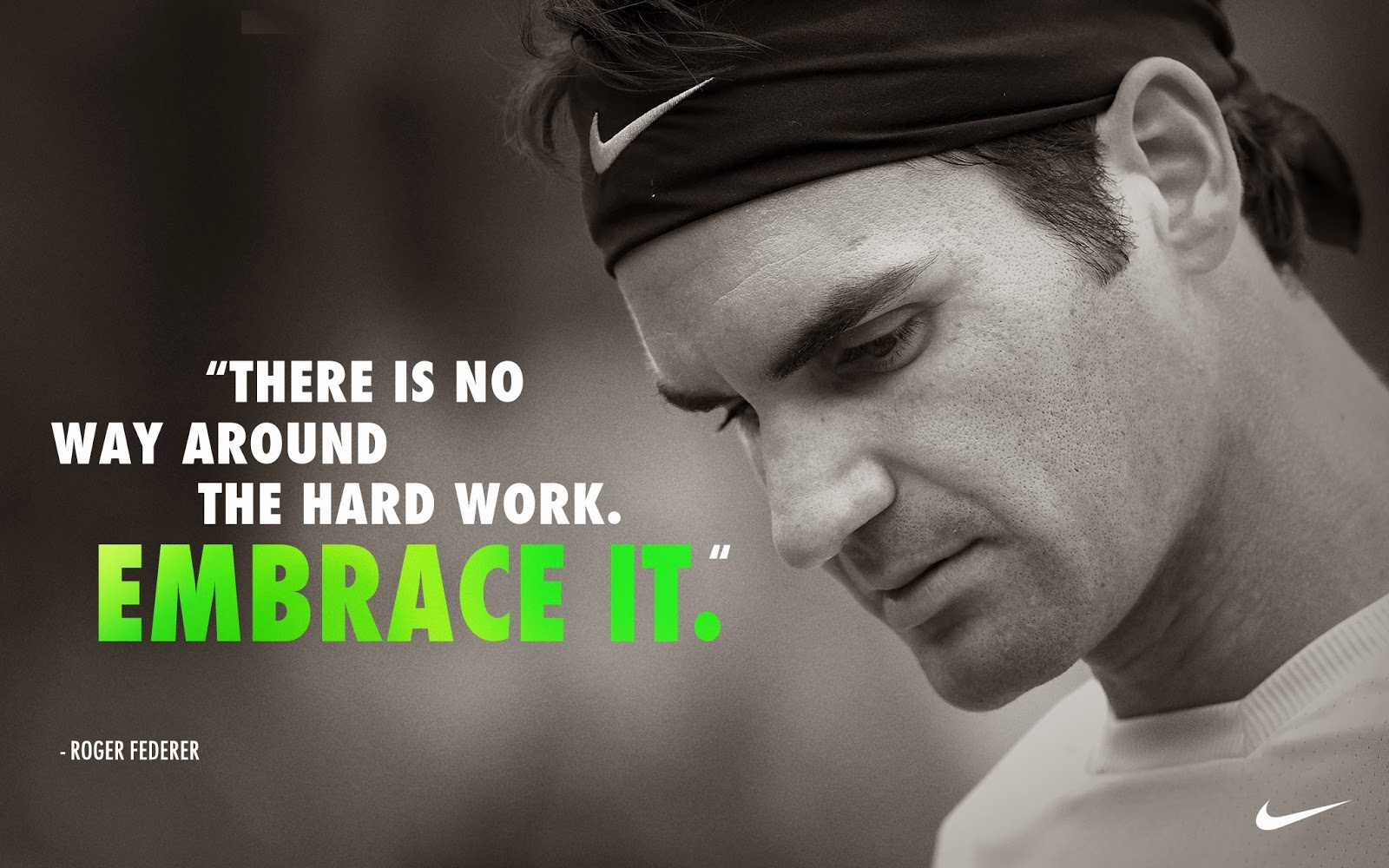TIMELESS TENNIS Tennis Quote of the Day Roger Federer