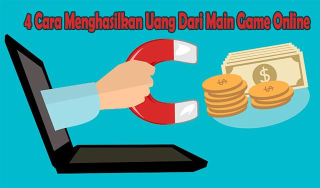 cara mendapatkan uang dari game online