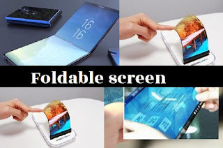 FOLDABLE SCREEN