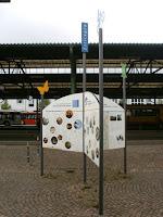 Naturpark-Infostern in Ettlingen