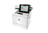 HP LaserJet M577f Printer Driver Support