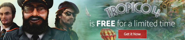 Tropico 4 gratis para Steam (PC)