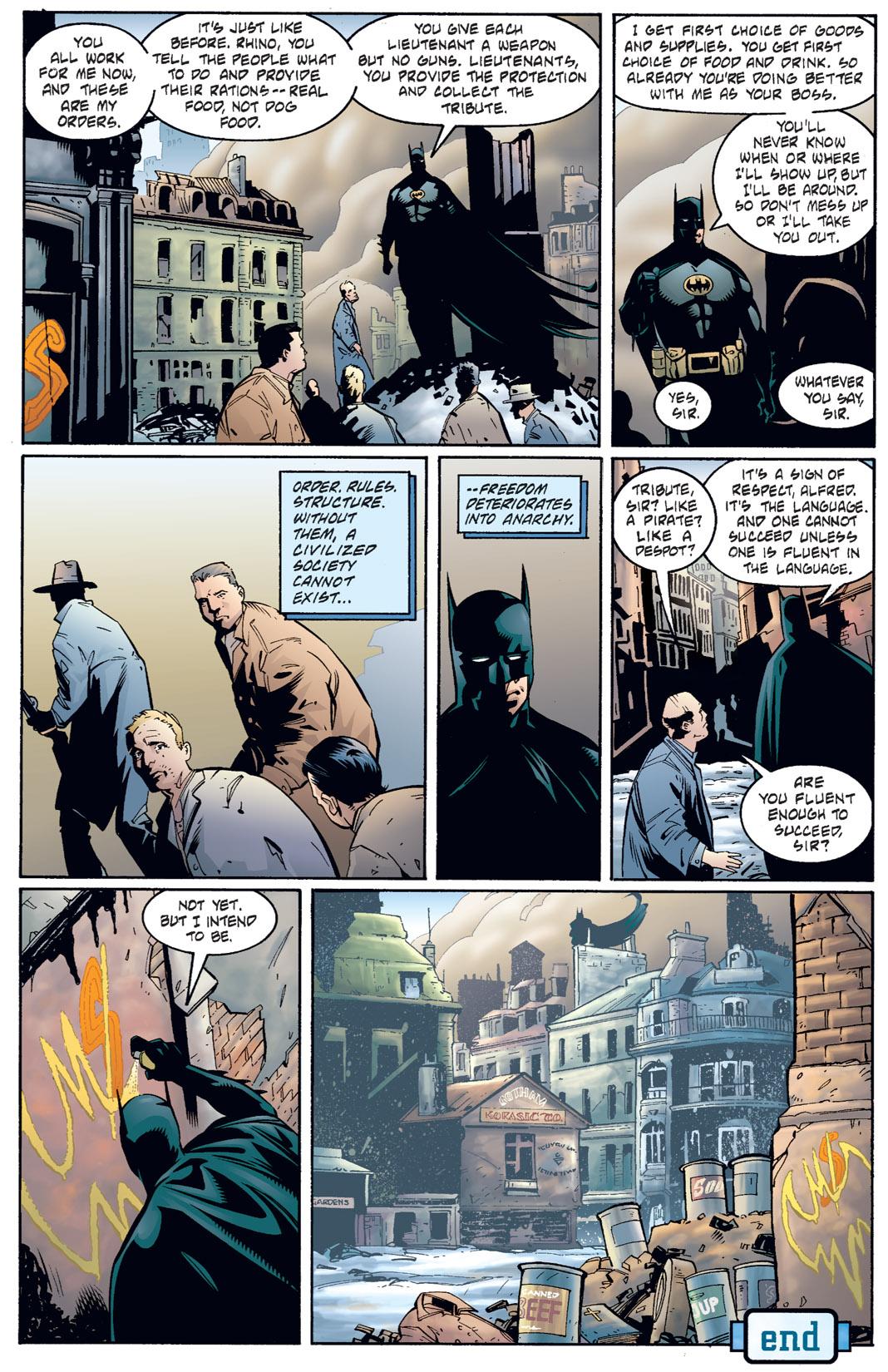 Detective Comics (1937) 730 Page 22