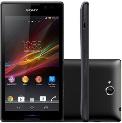Sony Xperia C complete specs and features