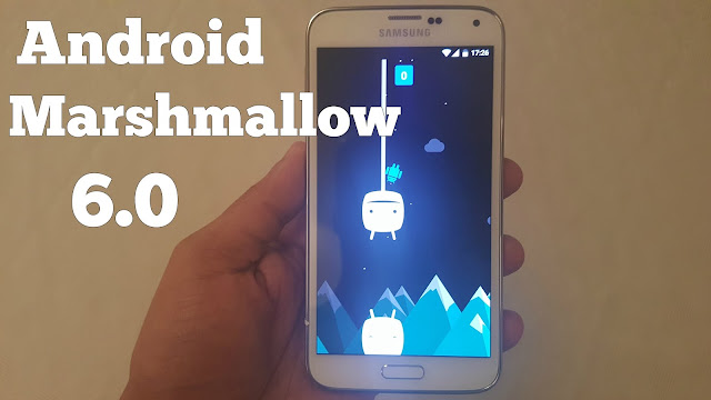 Como atualizar o Galaxy S5 para o Android 6 Marshmallow oficial