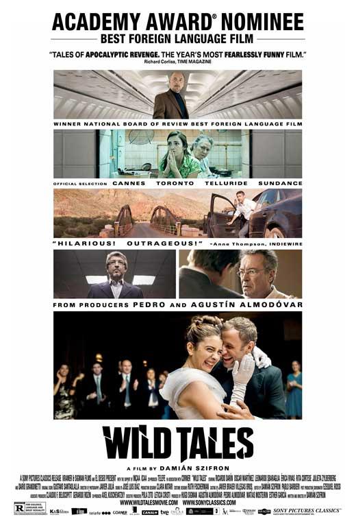 dzikie historie film recenzja plakat