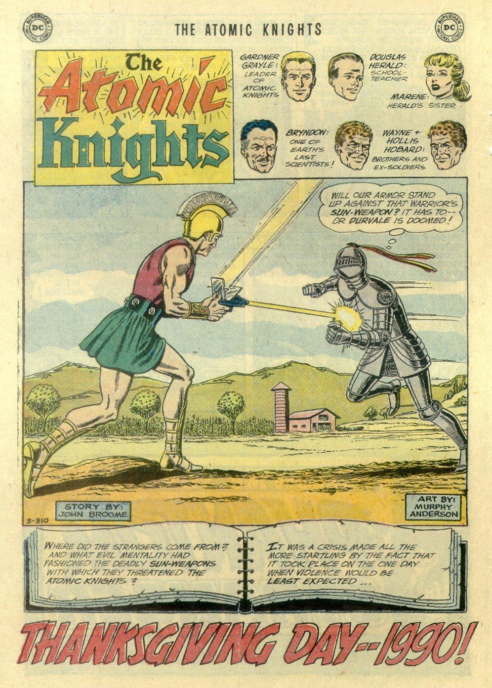 Strange Adventures (1950) issue 222 - Page 22