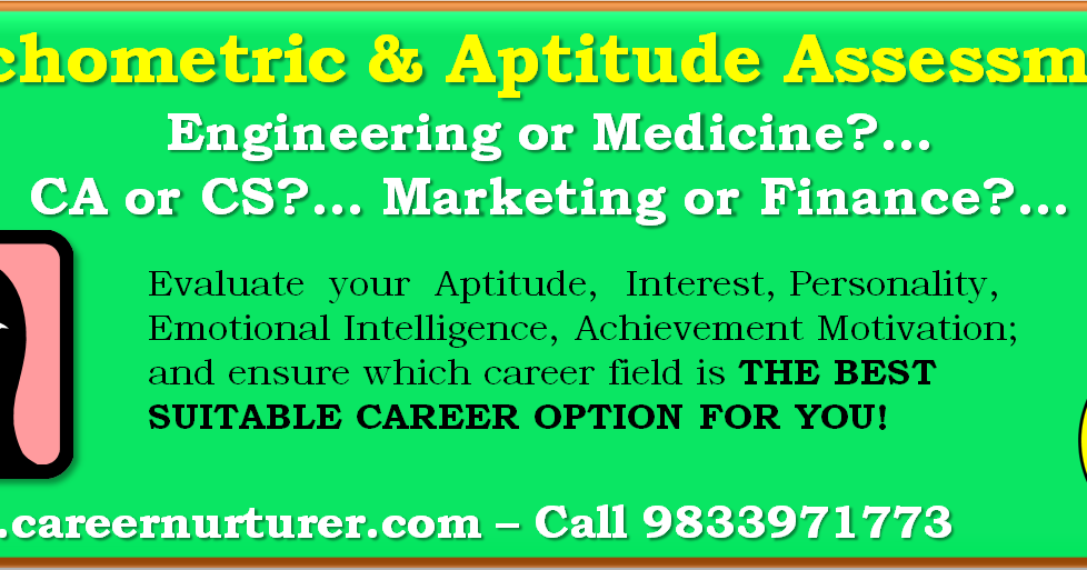 career counselling psychometric tests Psychometric assessment and career counselling program psychometric tests are standardized and objective instruments that assess various psychological attributes of an individual such as a person's abilities, attitudes, intelligence, behaviour, inclination, personality traits and so on.