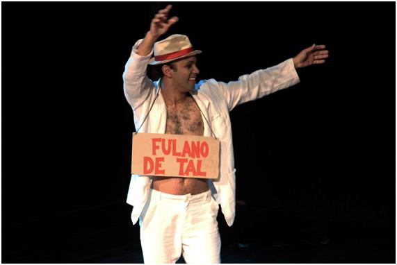 Ator da zona sul de SP apresenta  espetáculo no CEU Inácio Monteiro no próximo sábado