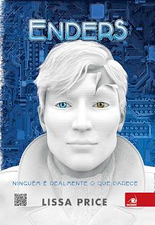 Capa de Enders - Lissa Price