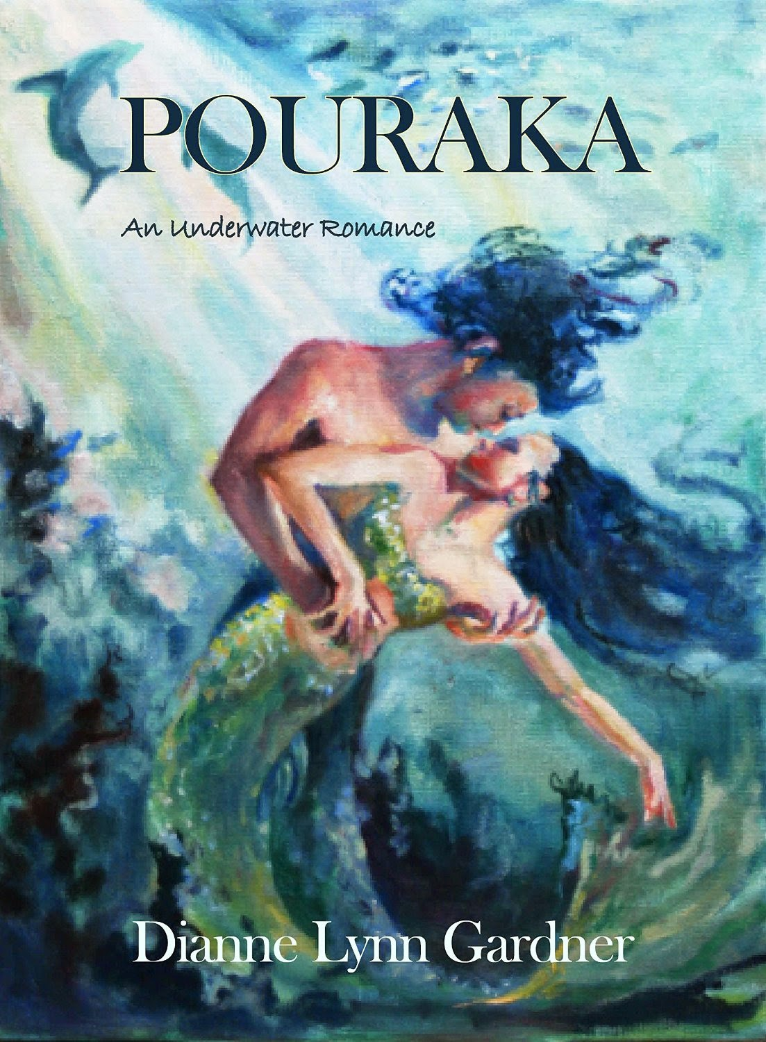 Book Cover Pouraka by Dianne Lynn Gardner, Book To Film: Cassandra's Castle, www.writersandauthors.info