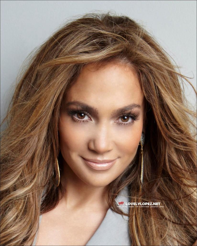 Jennifer Lopez Natural Hair