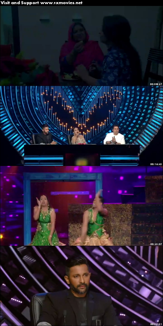 Nach Baliye 09 April 2017 HDTV 480p