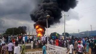 Fatal Accident Along Sagamu/Benin Expressway