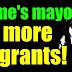 ROME's MAYOR: NO MORE MIGRANTS!!