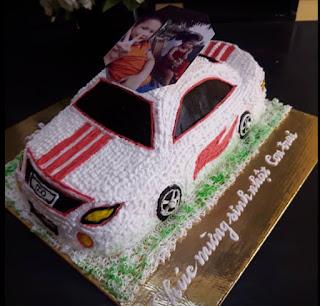 Bánh sinh nhật độc đáo