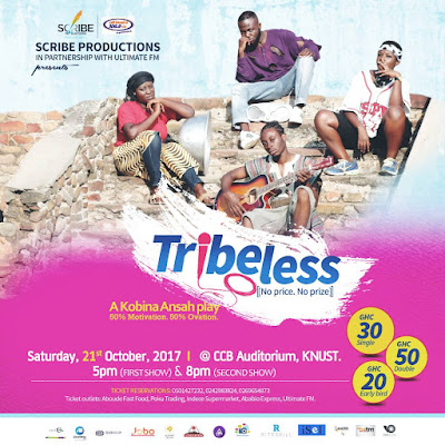 This October: TRIBELESS IS HERE AGAIN! - #KNUST #WatchOut