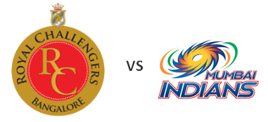 Royal Challengers Bangalore vs Mumbai Indians Highlights