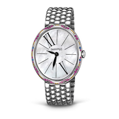 Eberhard & Co. continue to dazzle with a new Gilda