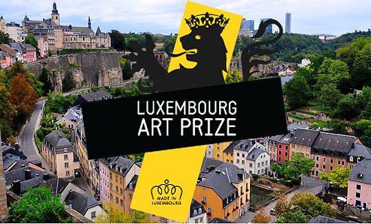 Convocatoria. Luxembourg Art Prize