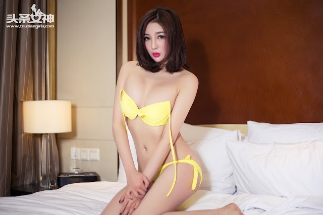 Sexy Chinese Girl: Wet Tits: Goddess No.016 Model 柳杭