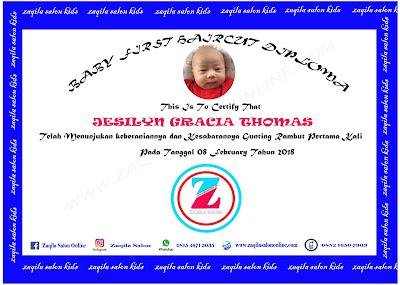 Jasa Gundul bayi / Cukur bayi jabodetabek