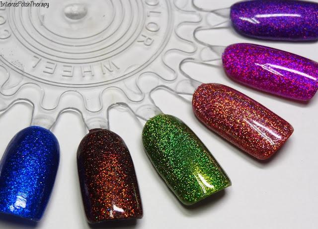6 Holographic Glitter Powder | BornPrettyStore