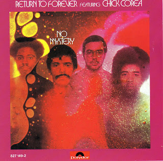 Return To Forever - 1975 -  No Mystery
