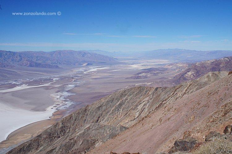 Death Valley cosa fare e vedere, viaggio USA Nevada deserto bianco Valle della morte america - Nevada on the road