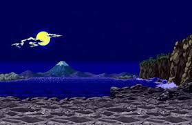 【原創】762 《七絕.寒星皎月》 - 沧海一粟 - 滄海中的一粒粟子