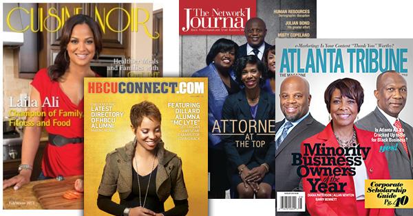 Black magazines still in print