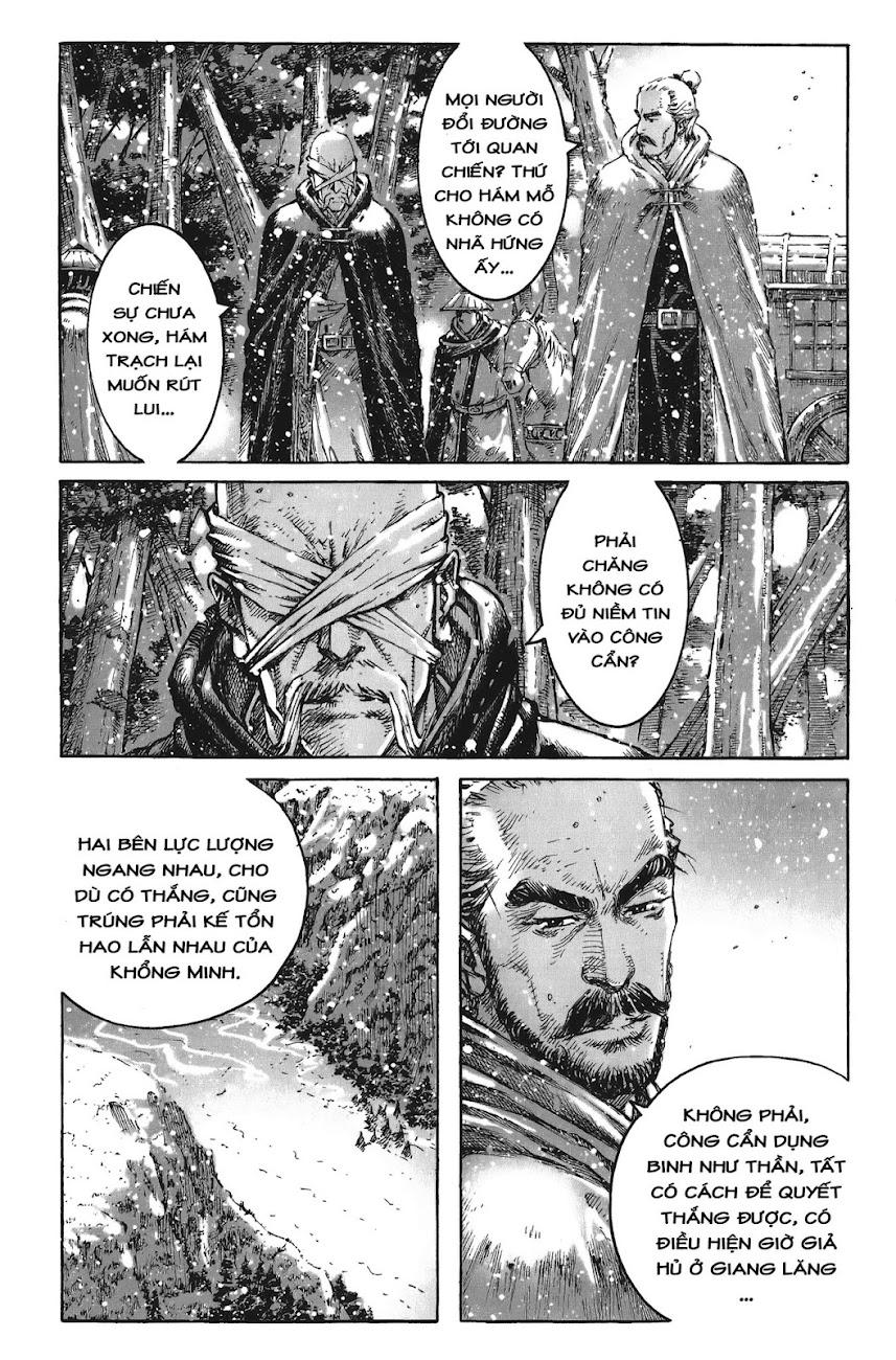 Hỏa phụng liêu nguyên Chương 442: Trung nghĩa lưỡng nan [Remake] trang 4