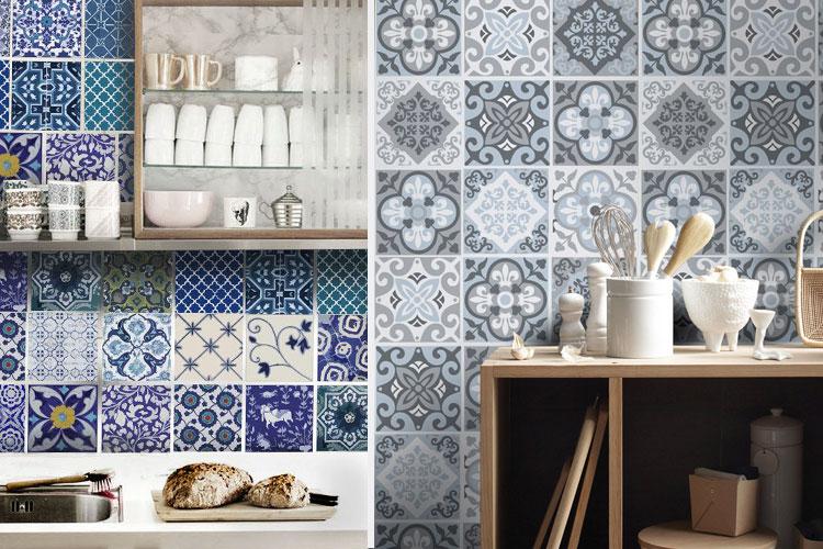 Marzua revestimiento de frentes de cocina for Revestimiento de cocina con porcelanato