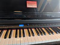 picture of Willams Brioso digital piano
