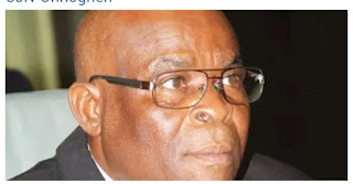Chief Justice Onnoghen 'receives lists of all high-profile corruption cases