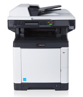 MFP operating concept of the Kyocera machine is quite comparable amongst Xerox Kyocera FS-C2626MFP Driver Download