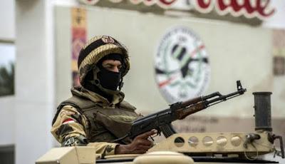 ضربه قويه وجديده يعلن عنها الجيش المصرى ويذيعه التلفزيون المصرى منذ قليل