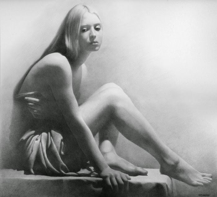 Рисунки карандашом. Denis Chernov