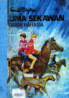 Download Novel : Lima Sekawan - 13 Rawa Rahasia