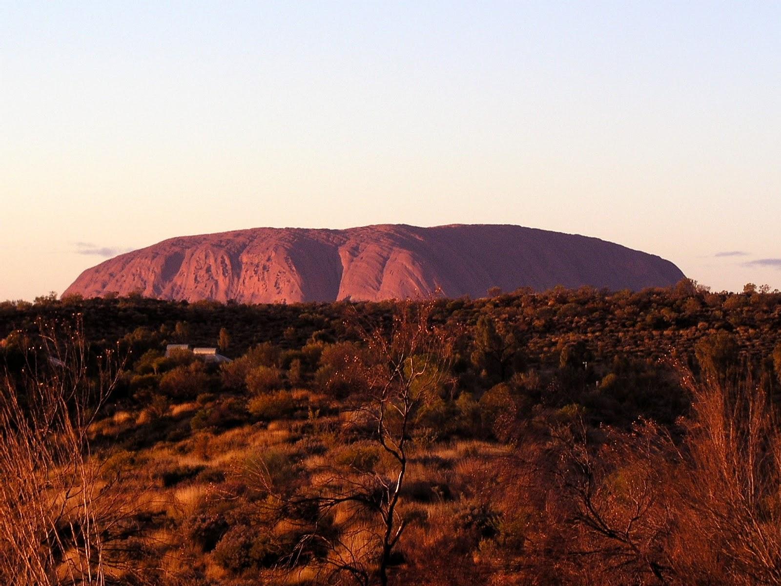 Uluru Australian Outback