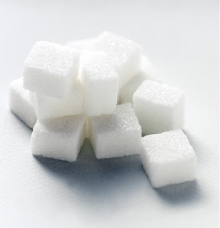 sugar causing glycation of the tissues