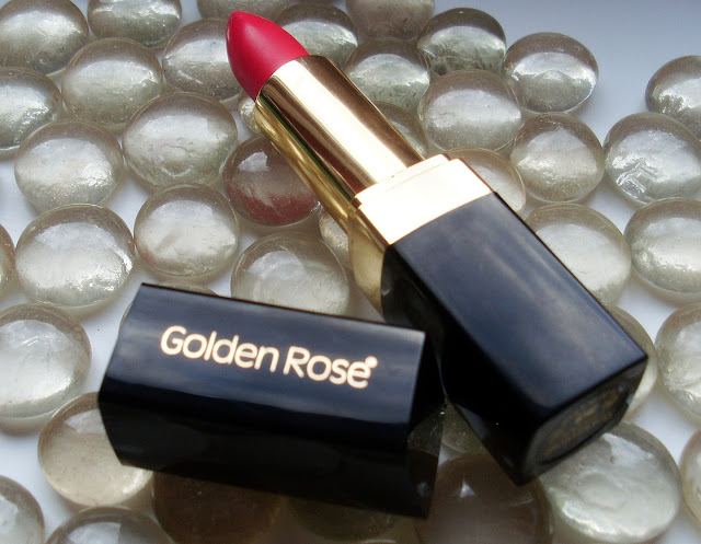 Golden Rose Lipstick nr 53, Golden Rose Perfect Shine Lipstick nr 240, makijaż, szminka do ust, pomadka do ust