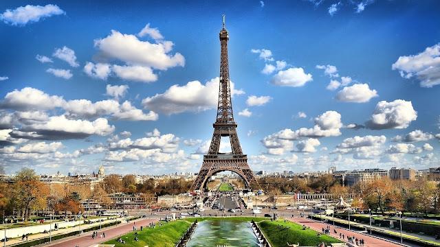 10 lugares para visitar en Paris