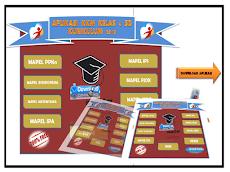 Aplikasi KKM SD Kelas 4 Kurikulum 2013 Revisi 2017/2018 Format Excel Xlsx