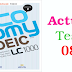 Listening Actual Test 8 Economy TOEIC Volume 2