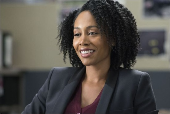 Misty Knight (Simone Missick)