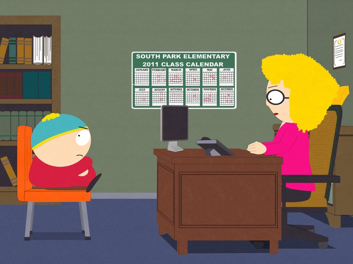 South Park - Season 15 Episode 04: T.M.I.